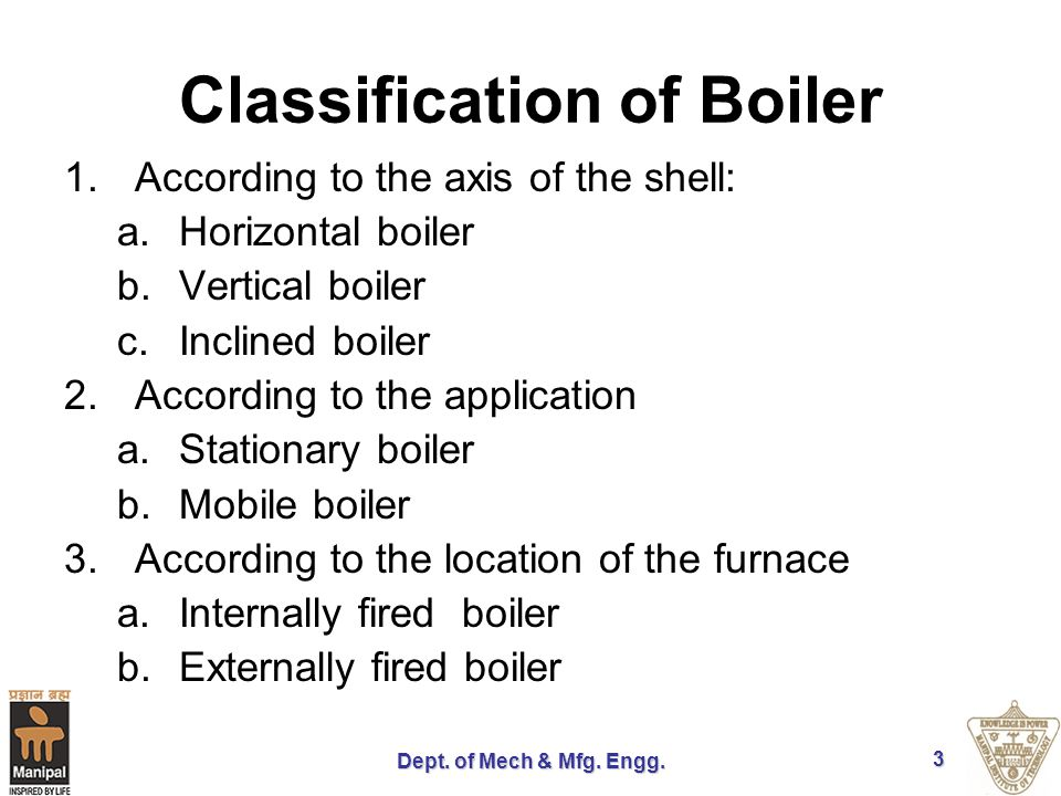 Boiler license classification mnemonic device