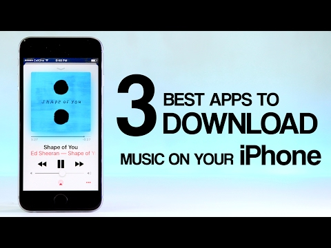 How to Download Songs from a Computer to the iPhone