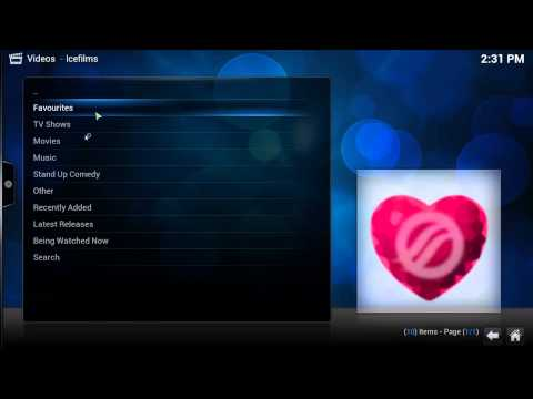 Install MashUp And Dixie TV Guide For XBMC - How To