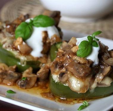 Рецепт Начинка изсоленых грибов
