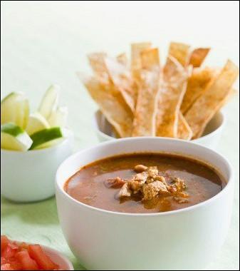 Рецепт Делфийский быстрый суп
