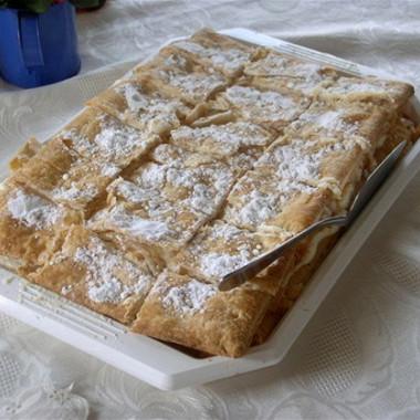 Рецепт Ванильные пирожные вглазури
