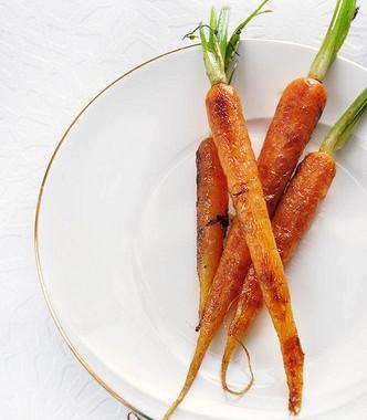 Рецепт Глазированная морковь симбирем
