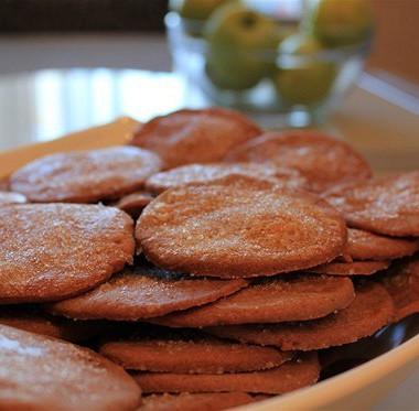 Рецепт Шоколадно-апельсиновое печенье сцедрой