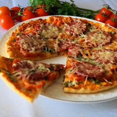 Рецепт пиццы как в ташире