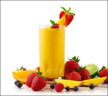 Рецепт Апельсиново-манговый смузи