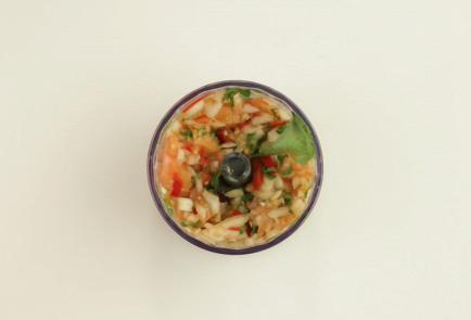 Фото приготовления рецепта: Гуакамоле - шаг 2