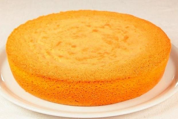 бисквит рецепт классический рецепт с фото