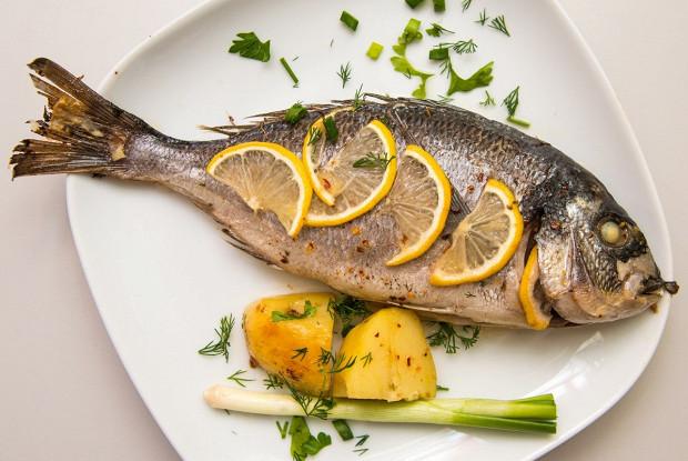 рыба дорадо рецепты приготовления в