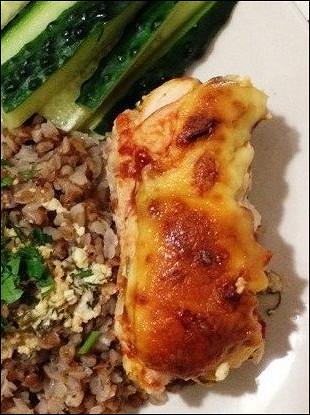 рецепт рулет из куриного филе для диабетиков