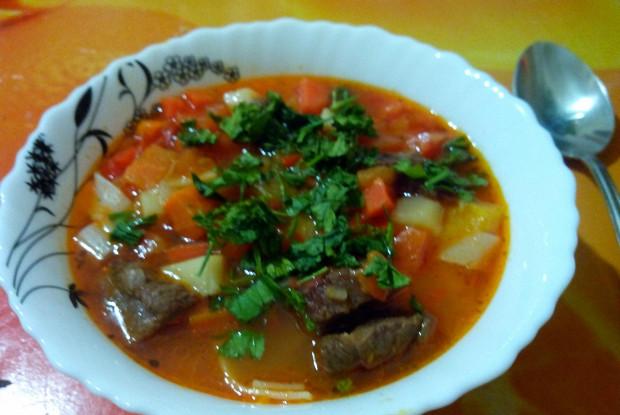 как приготовить лагман пошаговый рецепт с фото узбекская кухня