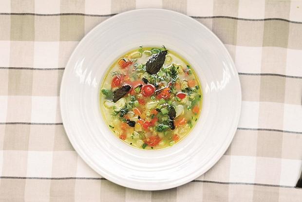 Итальянские супы рецепты с фото