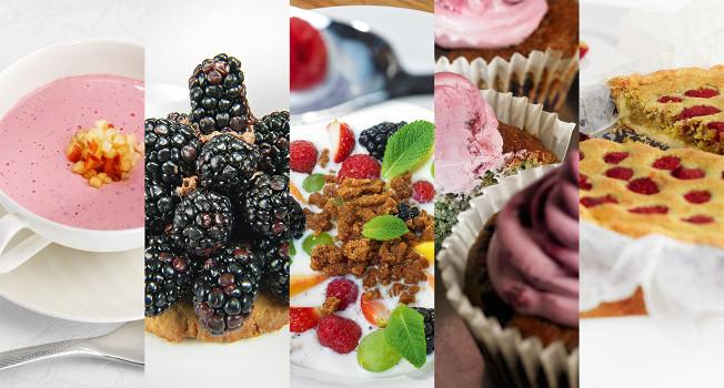 20 рецептов с разными ягодами