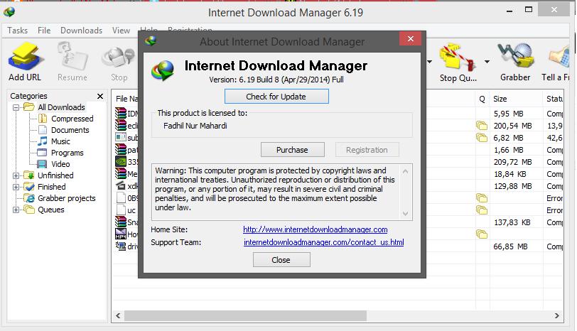 Download Crack Idm Untuk Semua Versi –