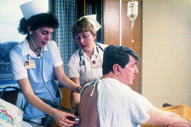 Patient dating nurse