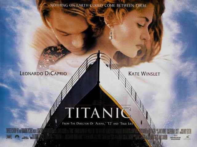 Titanic (1997) Hindi Dubbed BRRip Full Movie Download Free