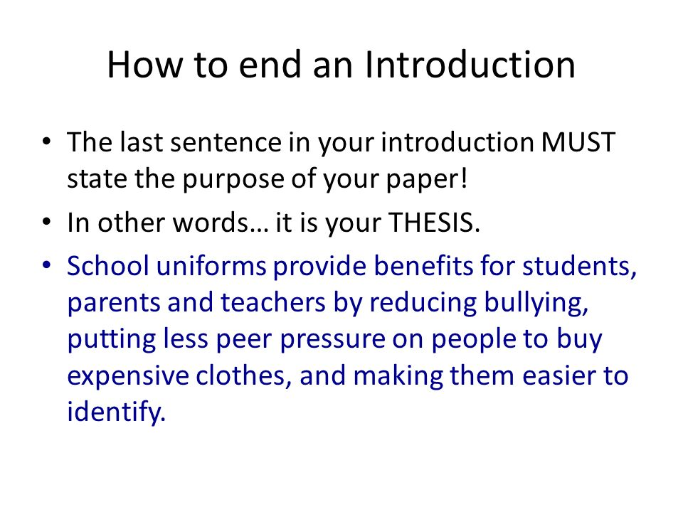 Response Essay Thesis School Uniform Essay Yes Or No  Live Custom Writing High School And College Essay also The Yellow Wallpaper Essays Essay School Uniform Pollution Essay In English