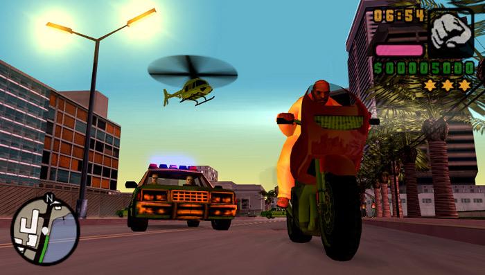0% прохождение GTA Vice City Stories - Grand Theft