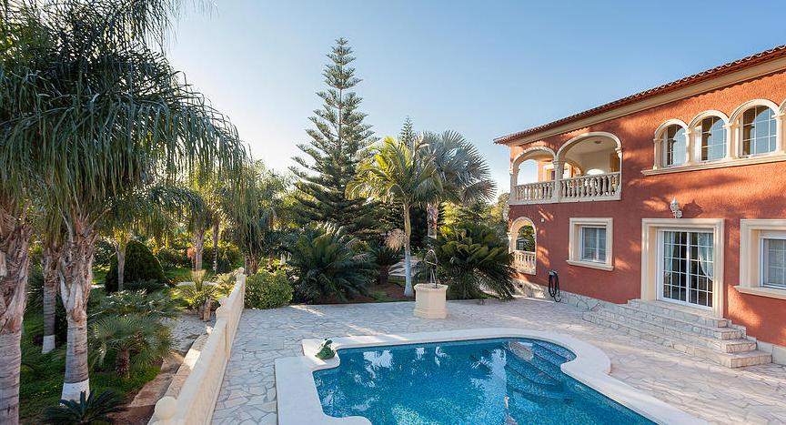 Испания недвижимость в дении испания