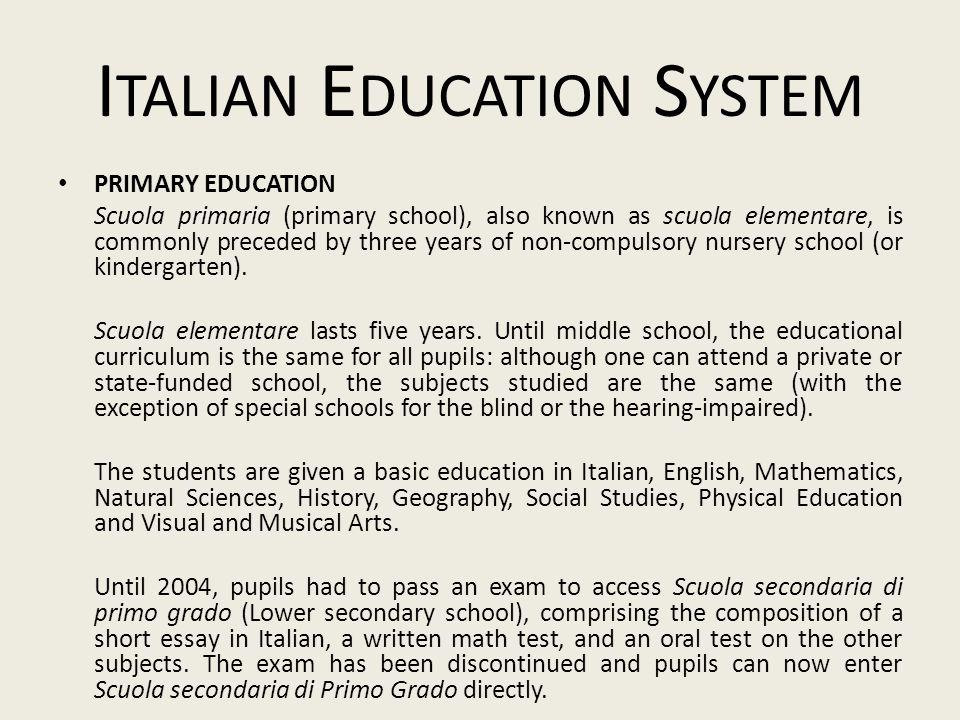 Buy primary education essay
