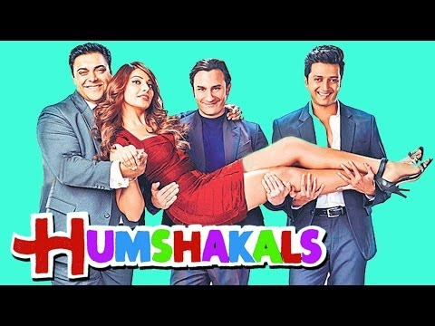 Humshakals (2014) Watch Latest Hindi Movie - Full