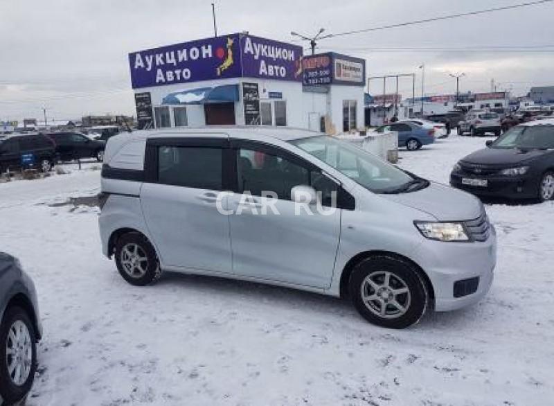 Купить Honda CR-V в Красноярске- carru