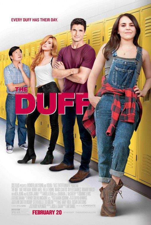 The DUFF (2015) Full Movie Online Watch Free