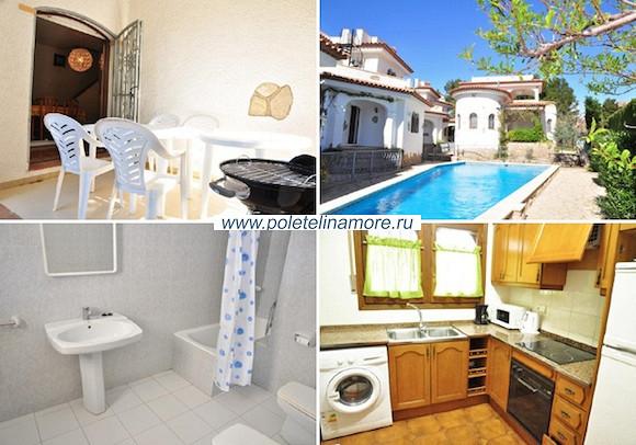 Испания аренда жилья летом