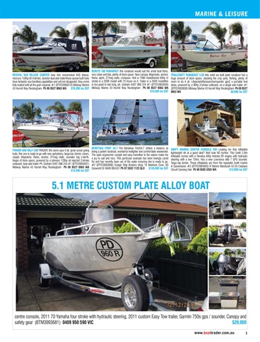Loadmaster Co Ltd – High Quality Custom Boat Trailers