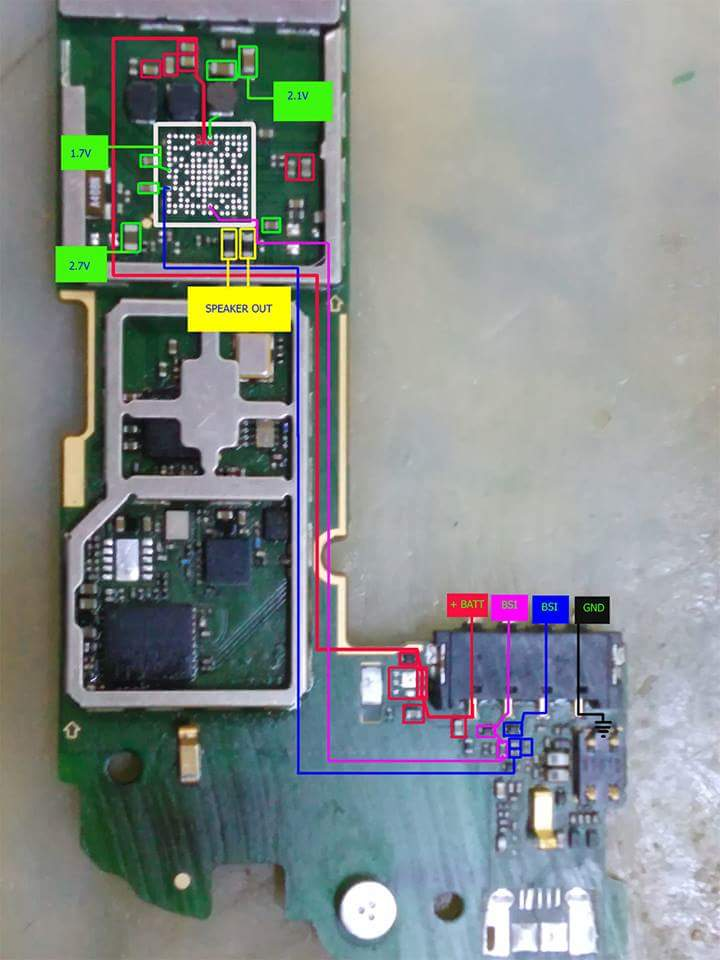 Service manual huawei g730