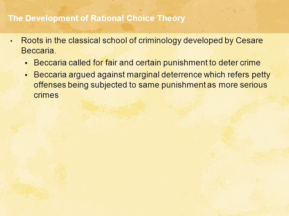 Write my classical school of criminology essays