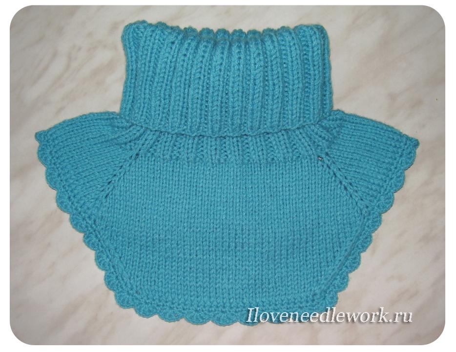 вязание на спицах шапки с ушками для ребенка