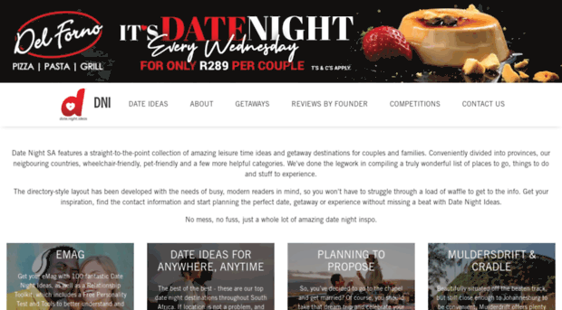 Date night ideas.co.za