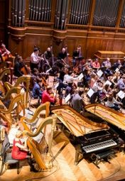 Персимфанс (оркестр, продолжающий традицию Первого симфонического ансамбля)