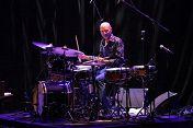 Великий барабанщик Стив Смит и Blue Organ Trio (СШ