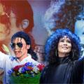 «Майкл Джексон & Уитни Хьюстон шоу»: Дантанио, Белинда Дэвидс, «Русская филармония»