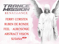 «Trancemission «Renaissance»: Ferry Corsten, Ruben de Ronde, Susana, Feel, Aurosonic, Abstract Vision