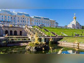 Петергоф с посещением Большого дворца