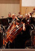 Концерт ВАСО с участием Д.Филипповой и А.Мелихова.