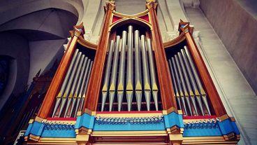 Органный концерт Шедевры мирового Органа
