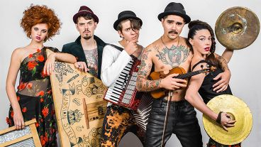 «Roof Fest»: The Hatters