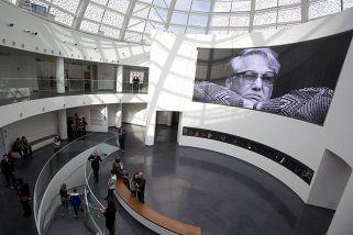 Посещение Музея Б.Н. Ельцина