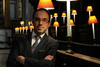 Саймон Джонсон, орган (Великобритания). Органист С