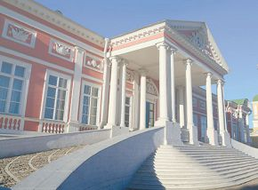 Х фестиваль «Органные вечера в Кусково»: Александр Князев (орган)