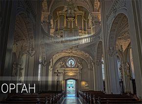 «Четыре века органной фантазии»