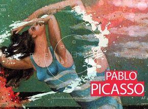Пабло Пикассо «Желание, пойманное за хвост»