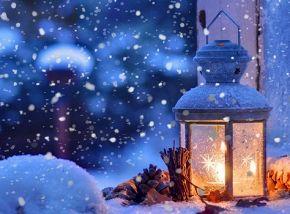 Новогодняя Москва или путешествие в Рождество