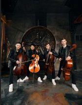 Рок-хиты на виолончелях